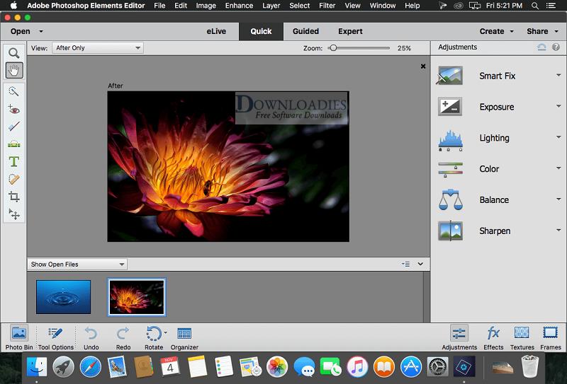 Adobe-Photoshop-Elements-2018-for-Mac-Free