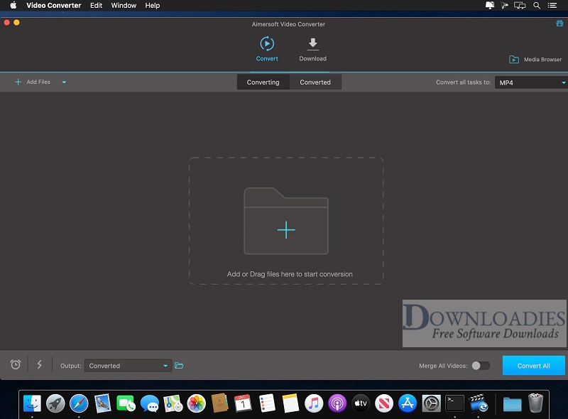 Aimersoft-Video-Converter-6.1-for-Mac-Downloadies