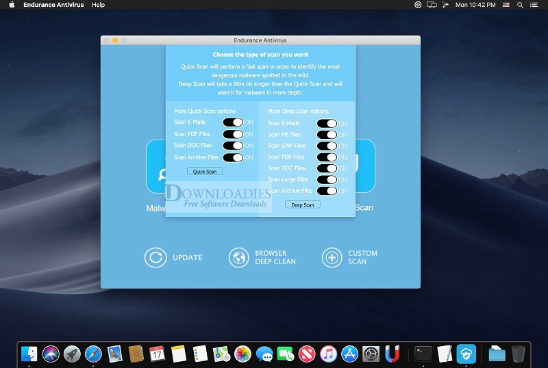Endurance-Antivirus-4.1.4-for-Mac-Free-Downloadies