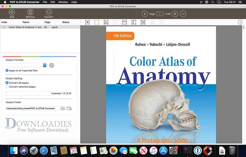 PDF-to-EPUB-Converter-6.2.1-for-Mac-Free-Downloadies