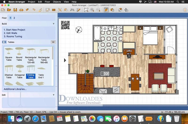 Room-Arranger-9.3-for-Mac-Free-Downloadies