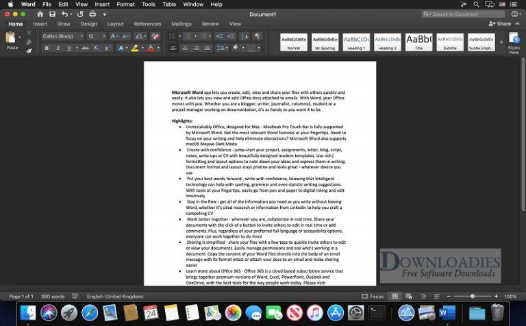Microsoft-Word-2019-VL-16.33-for-Mac-Free-Downloadies