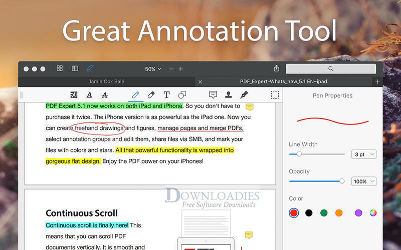 PDF-Expert-2.3.0-for-Mac-Free-Downloadies