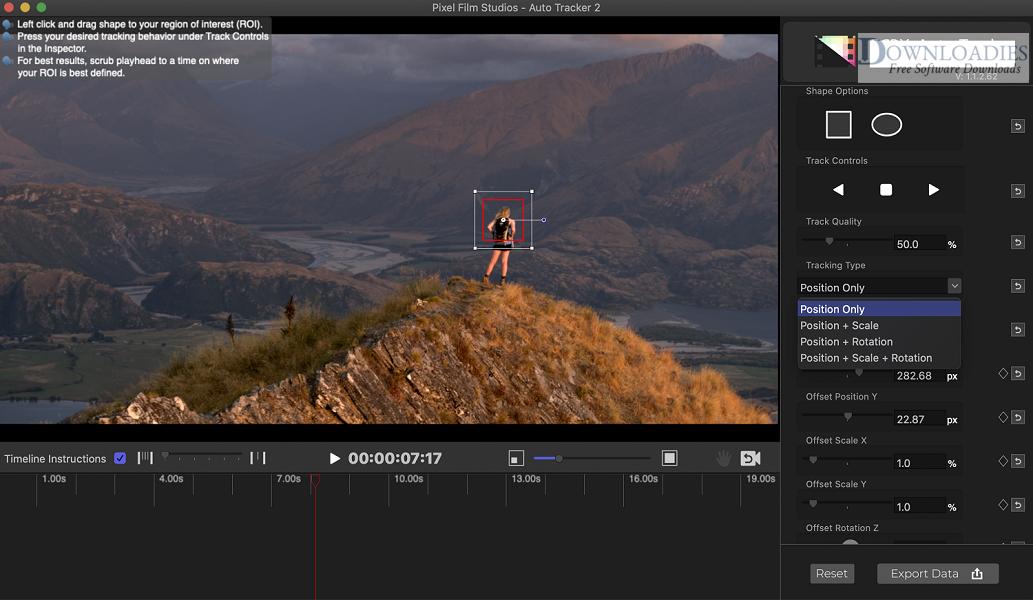 FCPX Auto Tracker 2 for Mac Free Download