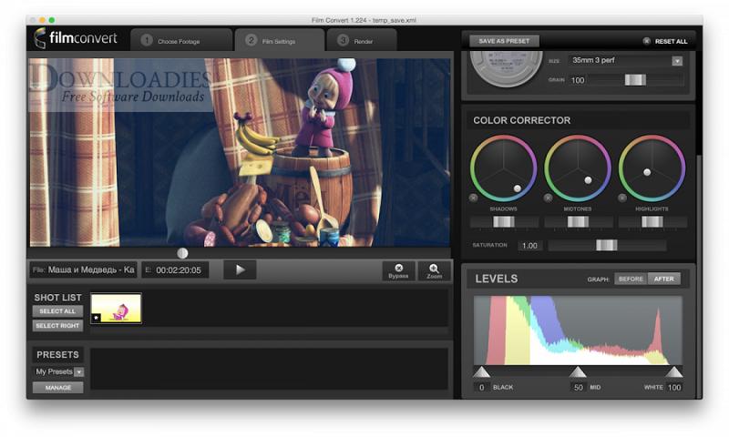 FilmConvert-Pro-2.5-Final-Cut-Pro-for-Mac-Free-Downloadies