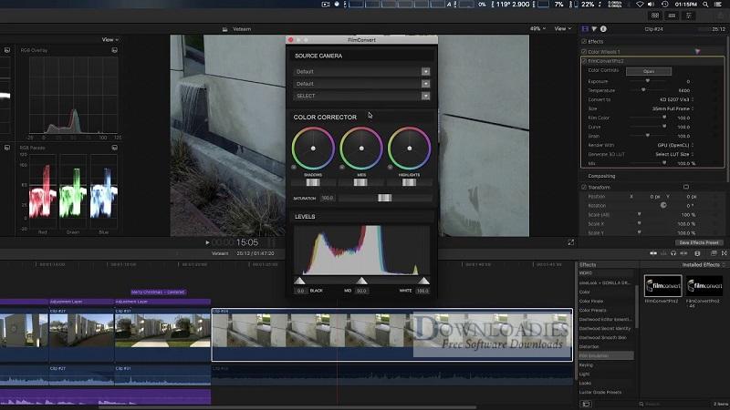 FilmConvert-Pro-2.5-Final-Cut-Pro-for-Mac-Downloadies