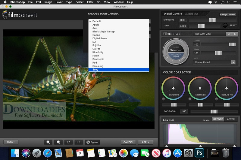 FilmConvert-Pro-for-Adobe-Photoshop-1.07-for- Mac-Free-Downloadies