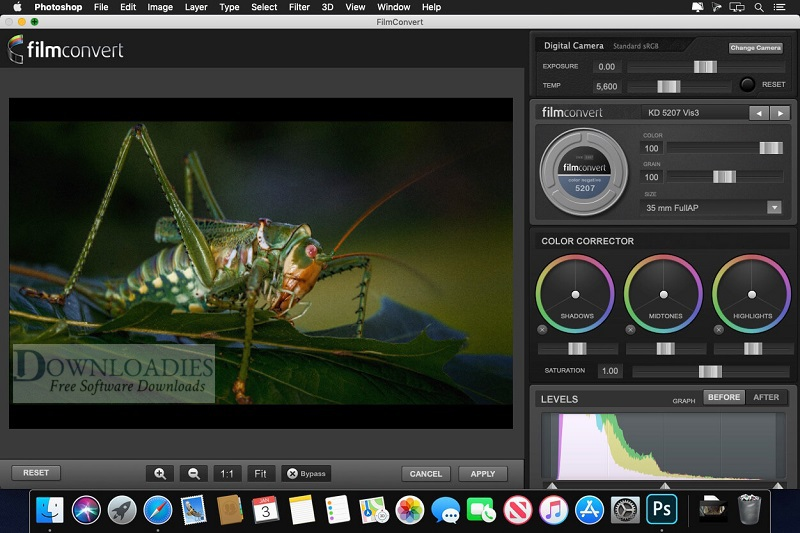 FilmConvert-Pro-for-Adobe-Photoshop-1.07-for- Mac-Downloadies