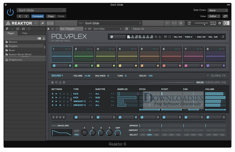Native-Instrument-KOMPLETE-12-Ultimate-v1.01-for-Mac-Free-Downloadies