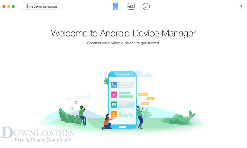 AnyTrans-for-Android-7.3.0-for-Mac-Downloadies