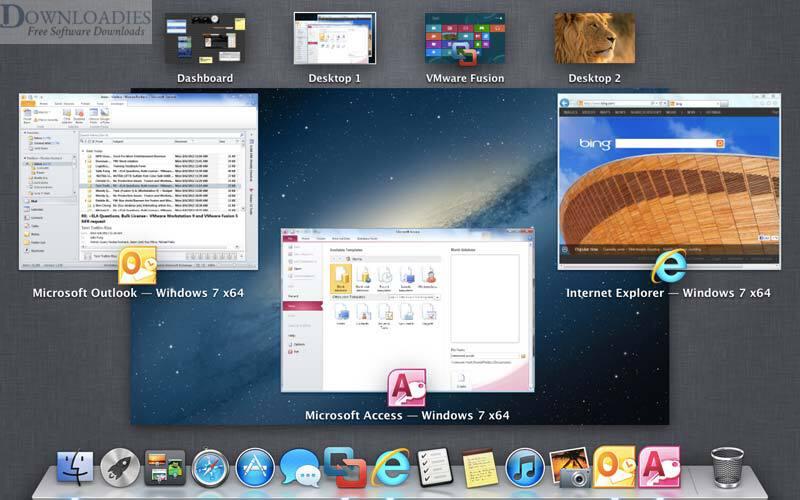 Free download free VMware Fusion 10 Pro for Mac