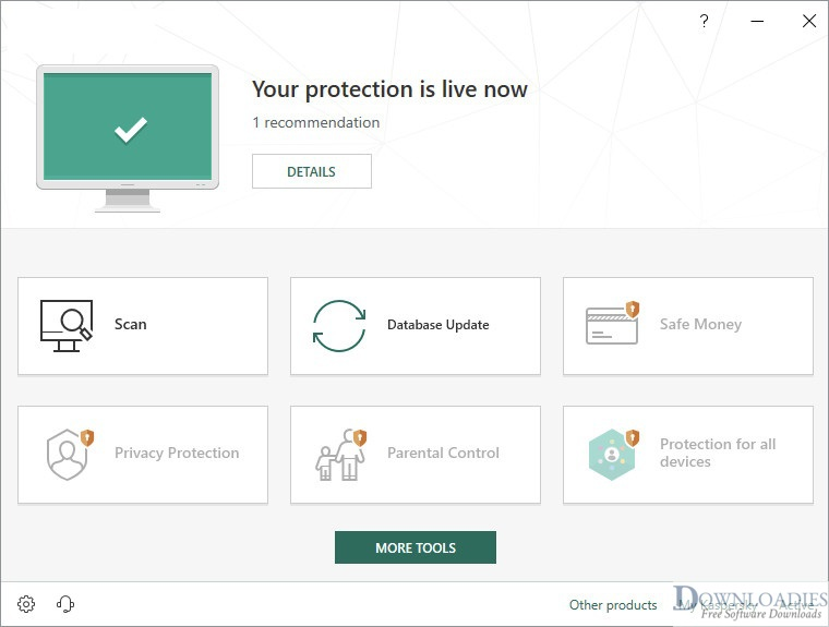 Free download ESET Cyber Security Pro 6.5.432.1 for Mac