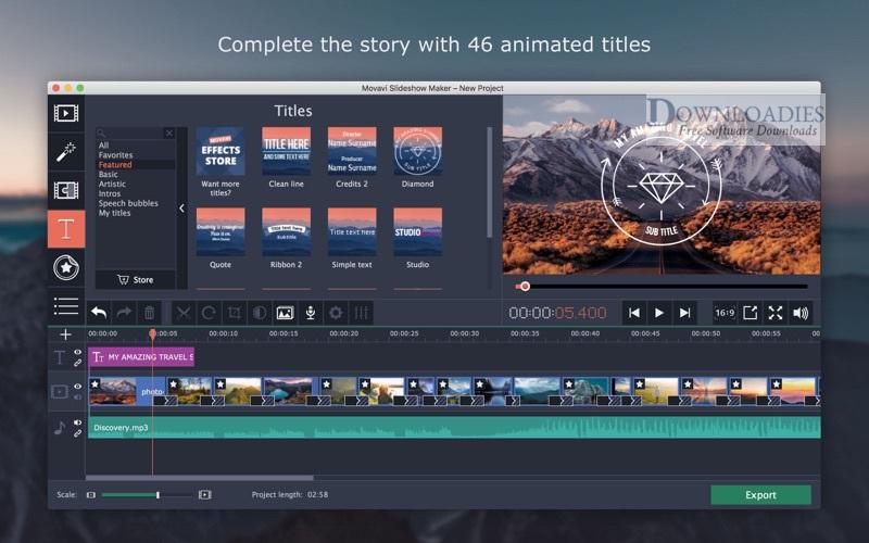 Movavi-Slideshow-Maker-6.5-for-Mac-Free-Download-Downloadies