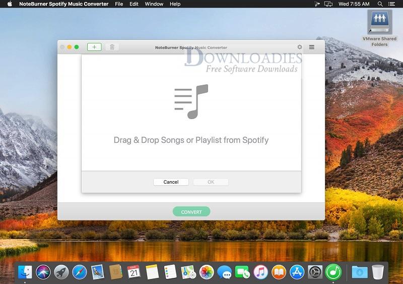 NoteBurner-Spotify-Music-Converter-v1.1.9-for-Mac-downloadies