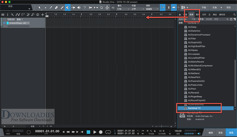 Audio-Damage-AD0347-Kombinat-Tri-v3.0.4-for-Mac-Free-Downloadies
