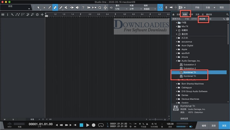 Audio-Damage-AD0347-Kombinat-Tri-v3.0.4-for-Mac-Downloadies