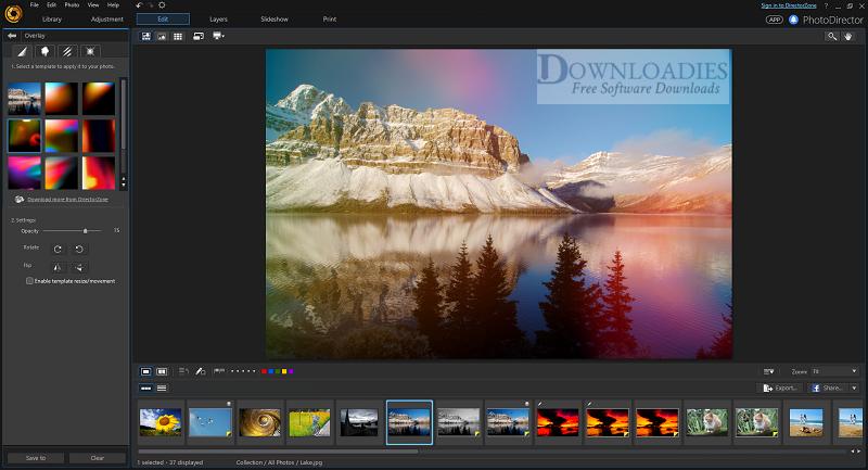 CyberLink-PhotoDirector-Ultra-9.0.3215-for-Mac-Downloadies