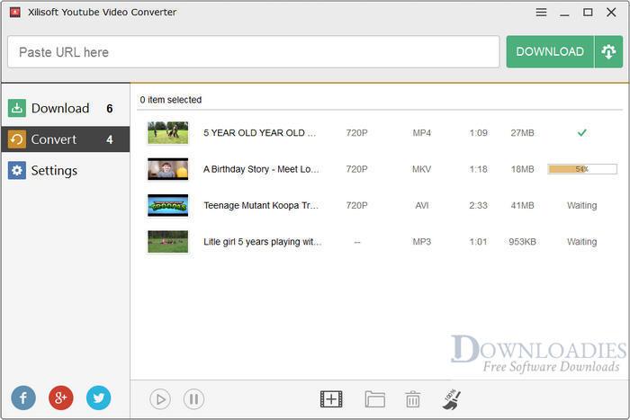 Xilisoft-YouTube-Video-Converter-5.6.9-Build-2020-for-Mac-Downloadies