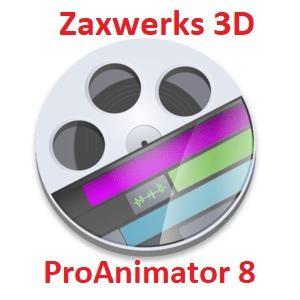 Zaxwerks 3D ProAnimator 8 for Mac Free Download