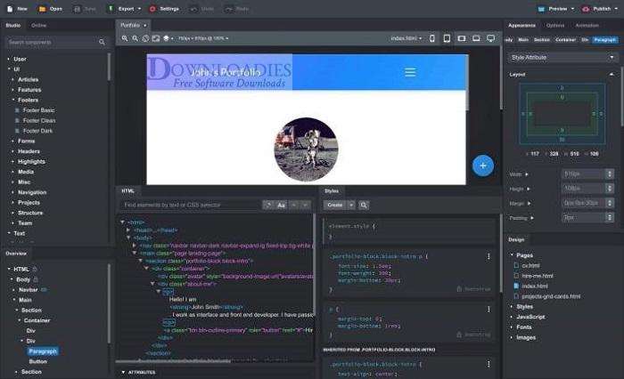Bootstrap-Studio-5.1.1-for-Mac-Downloadies