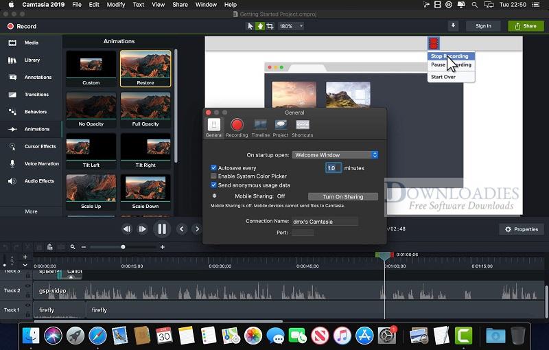 Camtasia-2019.0.9-Build-109647-for-Mac-Free-Downloadies