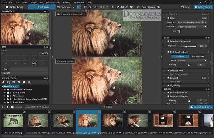DxO-PhotoLab-3-ELITE-Edition-3.3.0.54-for-Mac-Free-Download-Downloadies