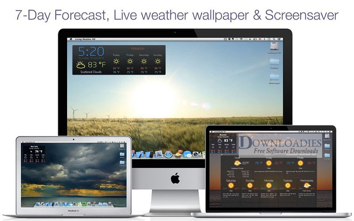 Living-Weather-&-Wallpaper-HD-4.4.4-for-Mac-Downloadies