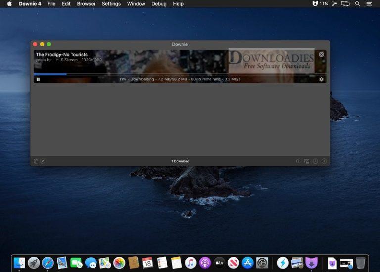 Downie-4.-for-Mac-Downloadies