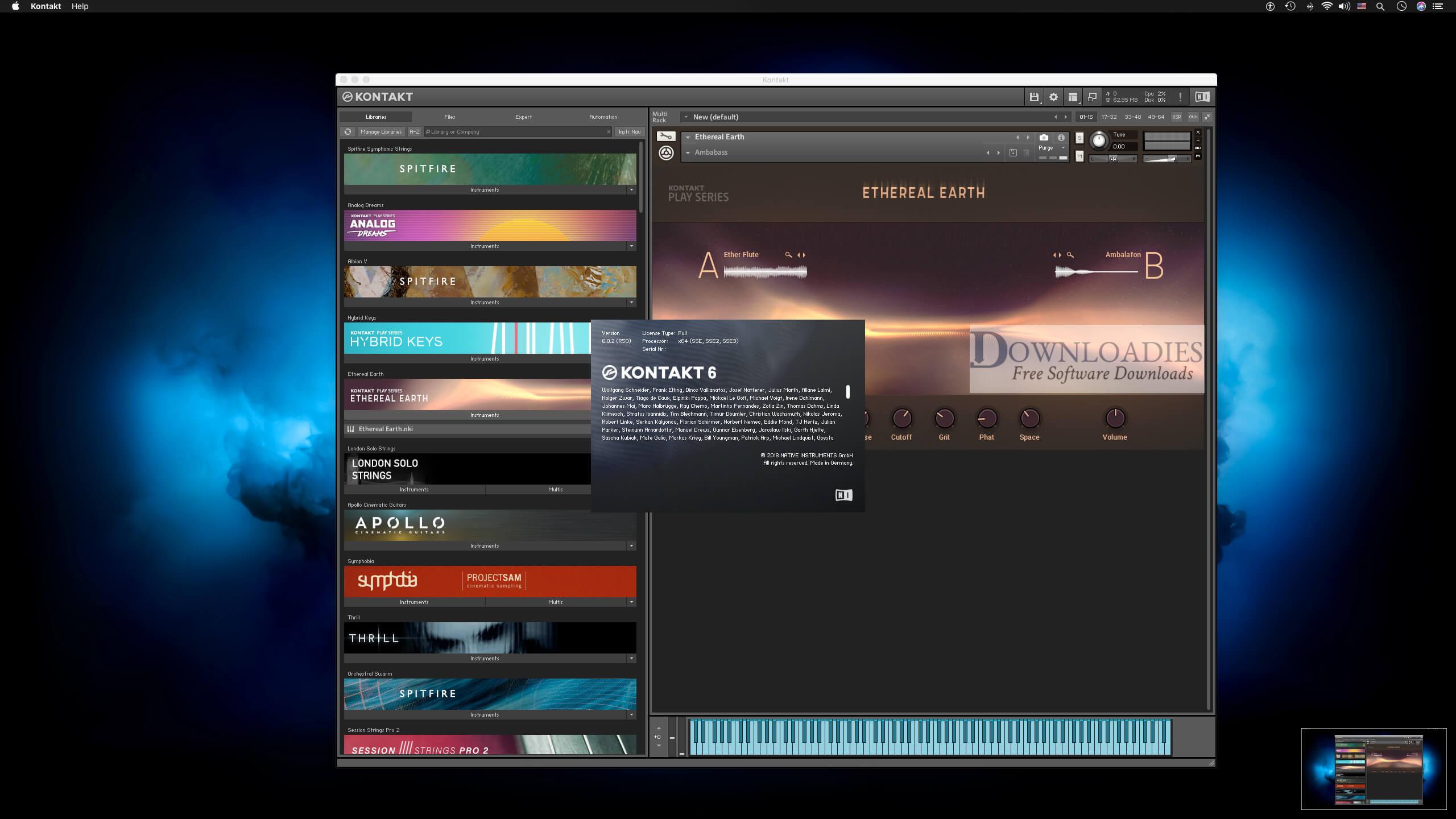 Native-Instruments-Kontakt-6-for-DMG-Downloadies
