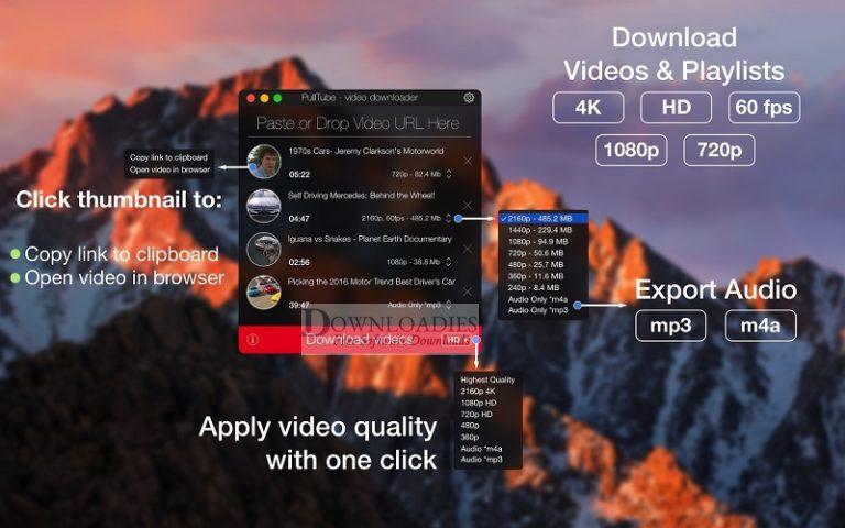 PullTube-1.5.3-for-Mac-Free