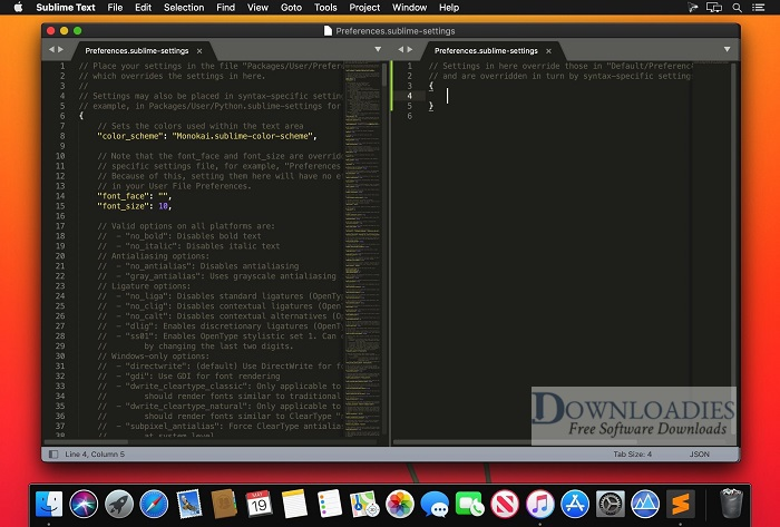 Sublime-Text-4-for-Mac-Free-Downloadies