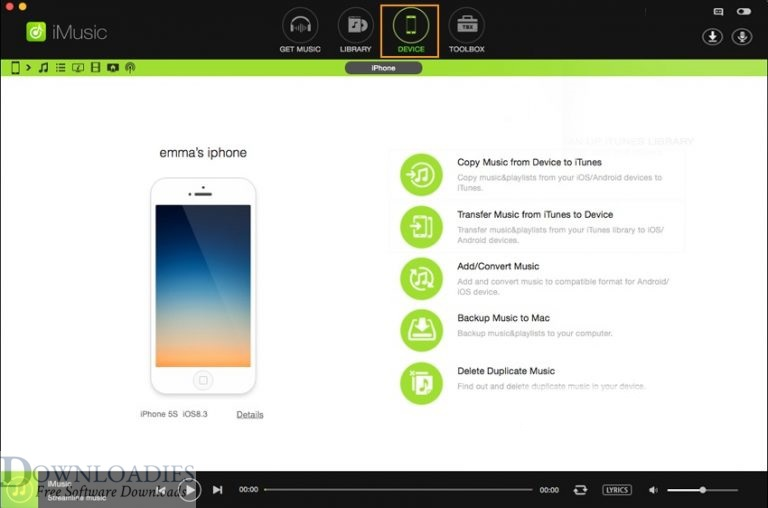 iMusic-2.2-for-Mac-Setup-Download-Downloadies