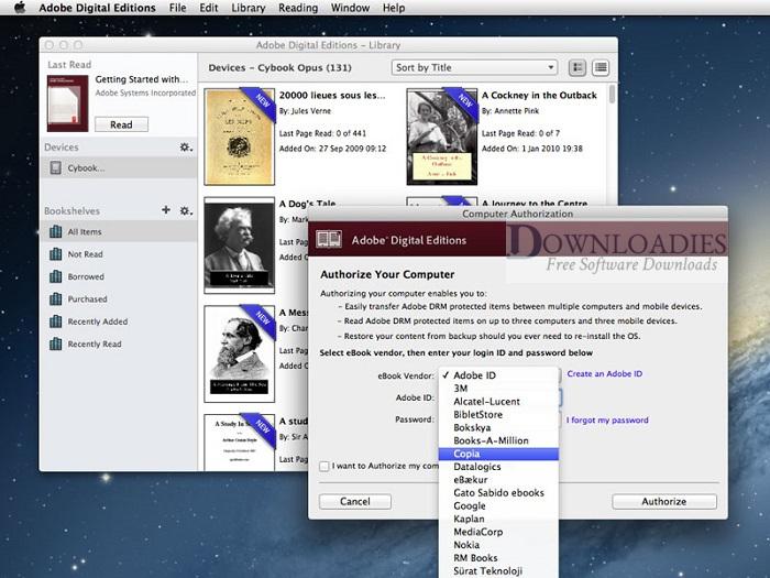 Adobe-Digital-Editions-4.5.10-for-Mac-Free-Download