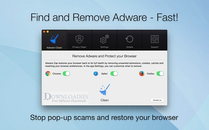 Adware-Zap-Browser-Cleaner-v2.8-for-Mac-Downloadies