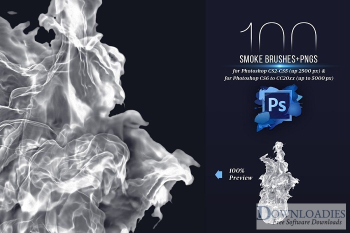 Creative-Market-100-Real-Smoke-Brushes-for-Photoshop-downloadies