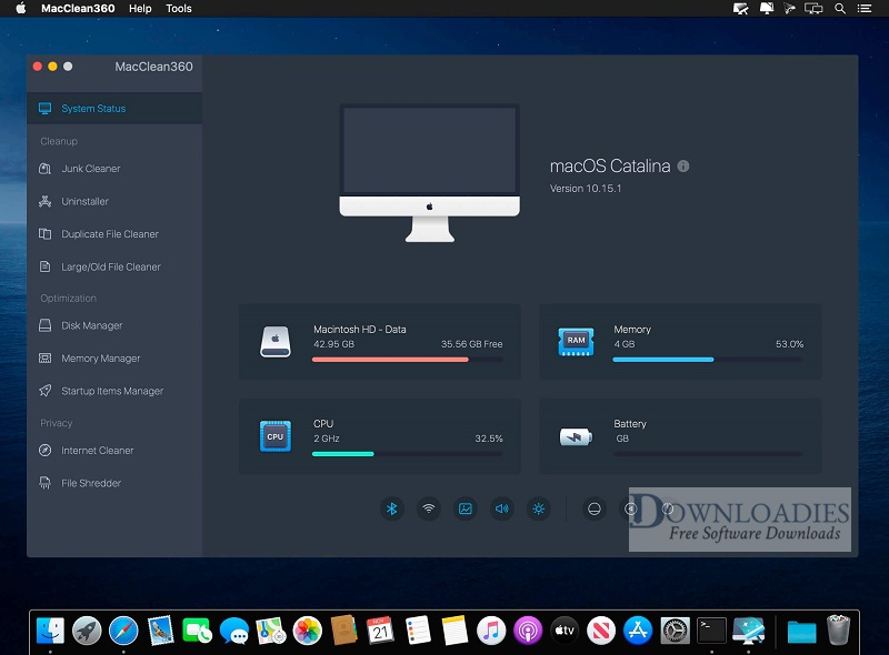 DownloadMacClean360-4.8-Free