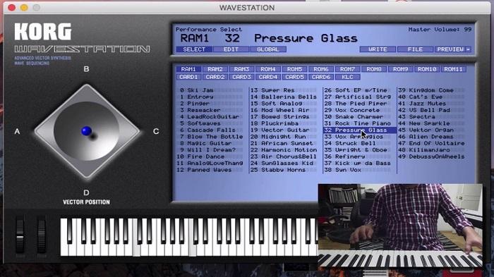downloadies Korg WaveStation 2 for mac free download here