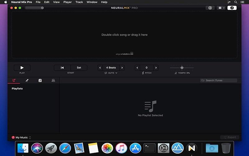 Algoriddim-Neural-Mix-Pro-Mac