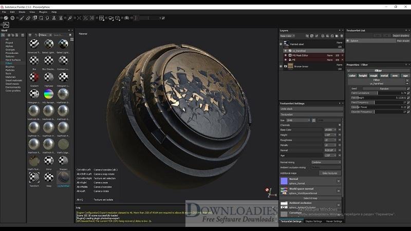 Allegorithmic-Substance-Painter-2020.2.2-for-Mac-Free-downloadies