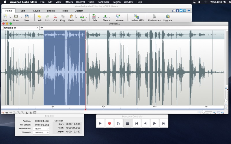 WavePad-Free-Download