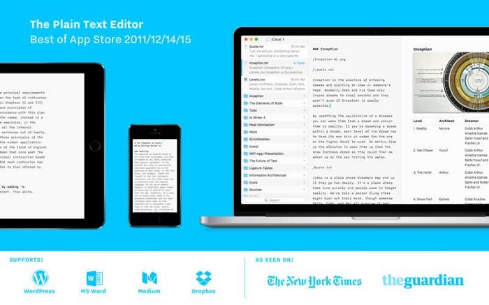 iA Writer Icon for Mac
