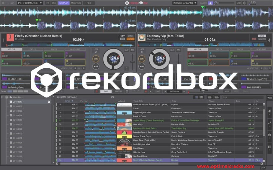 rekordbox-DJ-for-Mac-Free