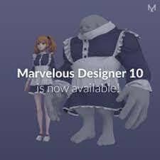 Marvelous-Designer-10-Crack-Free