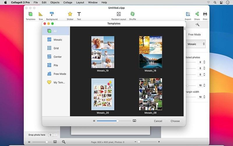 CollageIt-MacTorrent