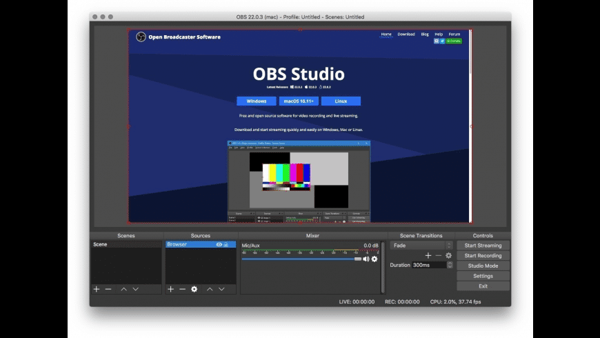 OBS-Studio-for-Mac-Free-Download