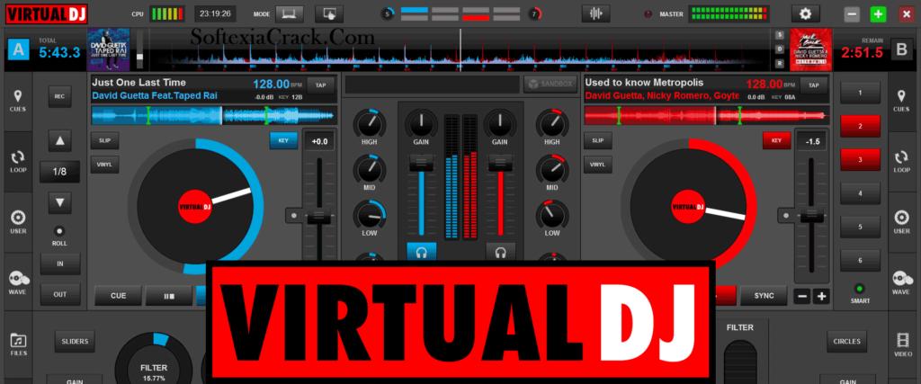 Virtual-DJ-2021-Crack-Download