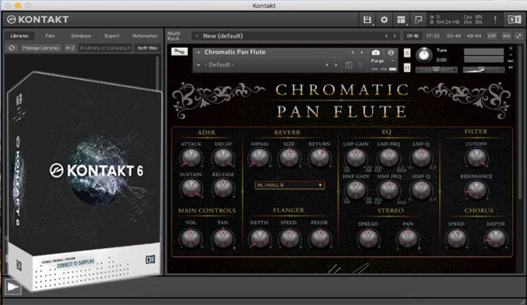 Native-Instruments-Kontakt-6-for-MacOS-Free-Download