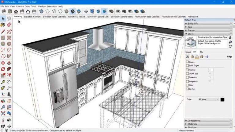 SketchUp-Pro-2021-for-macOS-Free-Download-768x430