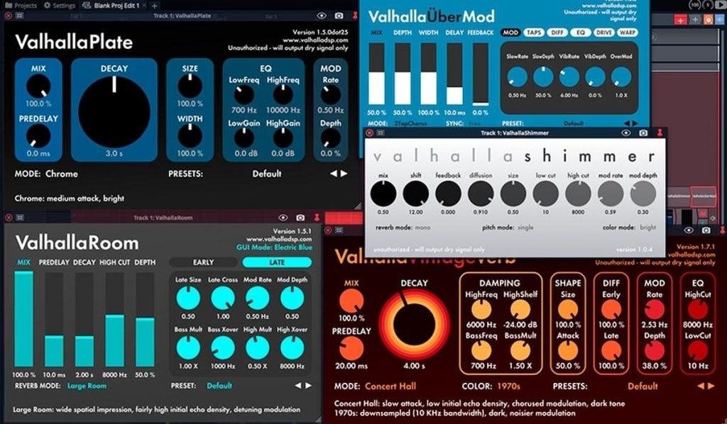 ValhallaDSP-Bundle-Download