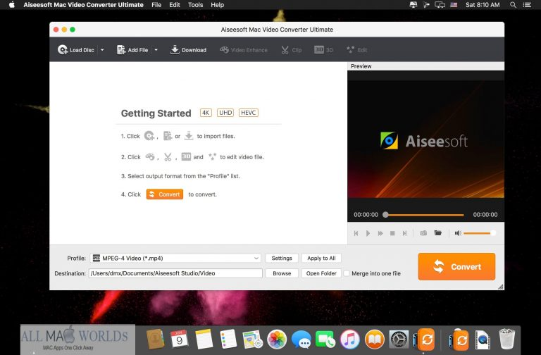 Aiseesoft-Mac-Video-Converter-Ultimate-10-For-Mac-Free-Download